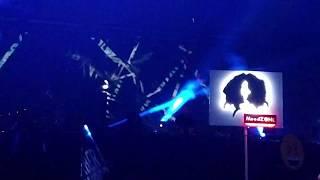 Nicole Moudaber b2b Chris Liebing at EDC 2017 Neon Garden