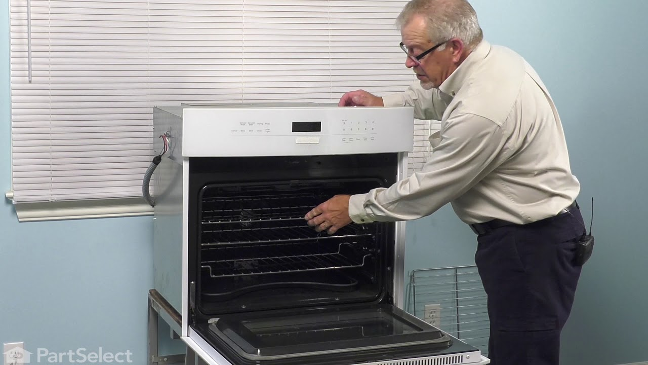 Replacing your Jenn-Air Wall Oven Oven Rack