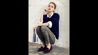 The Truly Magnificant And Cute Fall Plaid Pants Outfit For Women.