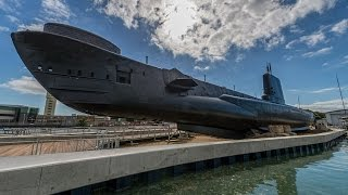 World\'s BIGGEST Nuclear-Powered Attack Submarine of U.S Navy
