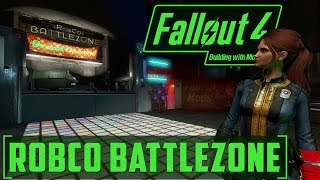 Fallout 4 - Building with Mods - Robco Battlezone