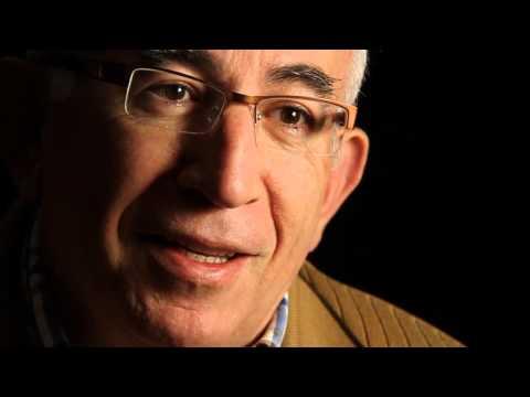 Javier Rey. Voluntario de Senderos