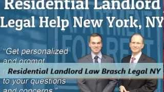 The Law Offices of Justin C. Brasch | Landlord - Tenant Lawyer New York