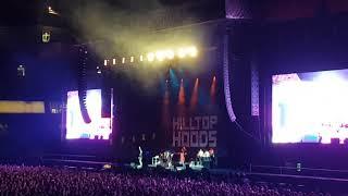 'Clark Griswold'   Hilltop Hoods Feat. Adrian Eagle   Eminem Rapture Tour   22219 Sydney Australia