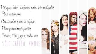 Lana Del Rey - Never Let Me Go (Sub Español) ♡