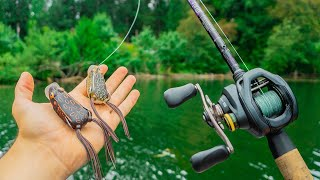 FROG FISHING SECRET HACKS TO CATCH 10X MORE FISH! (BEST FROG TIPS)