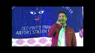 SUNO NA SANGEMARMAR BY SOORAJ BISWAS AT OLD PINTO PARK 2018 AS ON (17-10-2018) [ULTRA HD-4K]