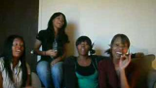 Qh singing gospel medley by destiny's Child