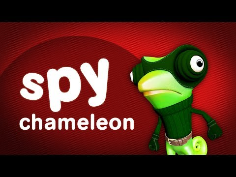 Spy Chameleon - RGB Agent <span style='color:#000'>- Prize for the Best Videogame</span>