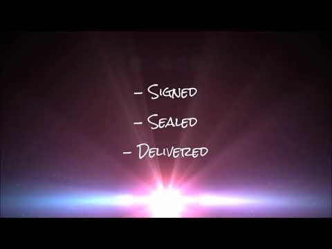 Stevie Wonder - Signed, Sealed, Delivered (LYRICS)