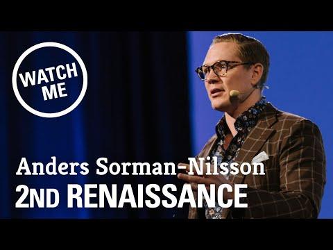 Sample video for Anders Sorman-Nilsson