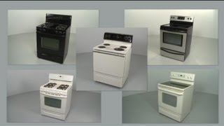 Gas Range/Stove/Oven Disassembly – Range Repair Help