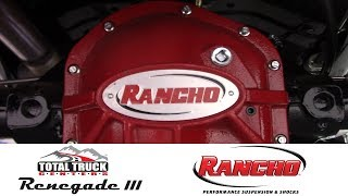 Renegade III: Rancho Suspension