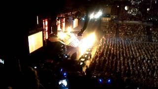 Medley (Part Of) Westlife Live at Sheffield - 12th June 2012