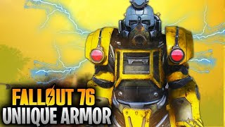 "Fallout 76 Unique ""EXCAVATOR POWER ARMOR"" Location Guide! (Fallout 76 Power Armor)"