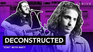 """The Making Of Post Malone's """"Stay"""" With WATT 