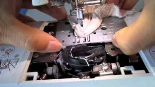 Correcting Mistakes-Jammed Fabric Brother Sewing Machine