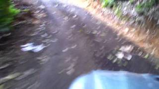 preview picture of video 'Evolution MR 2006 off road trip through Adjuntas Puerto Rico'
