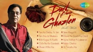 Dard Bhari Ghazalen | Best of Jagit Singh | Tum Ko Dekha To Yeh Khayal Aaya - Download this Video in MP3, M4A, WEBM, MP4, 3GP