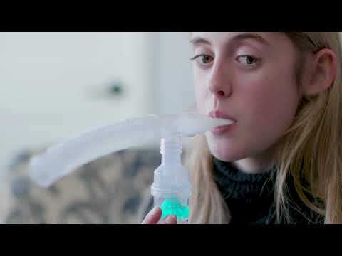 Giving a Nebulizer Treatment
