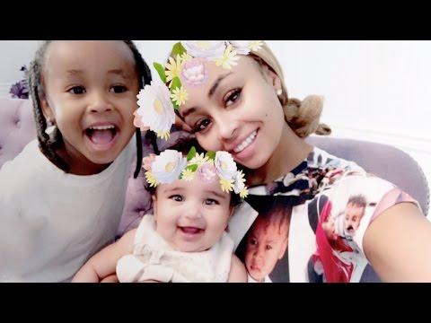 Blac Chyna | Snapchat Videos | May 14th 2017 | ft Dream Kardashian