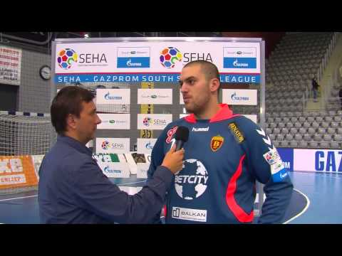 PPD Zagreb - Vardar Post-Match Interview
