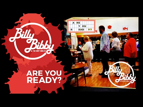 Billy Bibby & The Wry Smiles - Are You Ready? (Official Video)