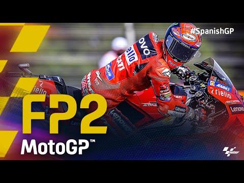 MotoGP 2021 第4戦スペインGP フリープラクティス2のハイライト動画