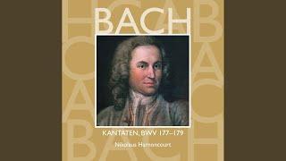 Cantata No.177 Ich ruf zu dir, Herr Jesu Christ BWV177 : II Aria - Ich bitt noch mehr, o Herre...