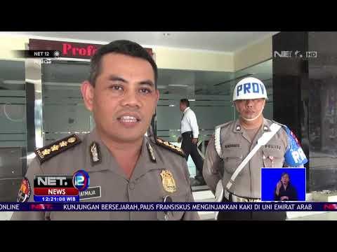 Polisi bentuk Tim Khusus Menangkap Pelaku Pembakaran Mobil di Semarang - NET 12