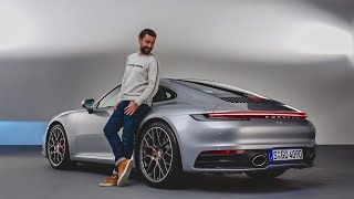 Here's The NEW 2019 Porsche 911 Carrera (992) FIRST LOOK!