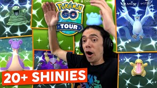 THE BEST POKÉMON GO EVENT YET!! KANTO TOUR WAS INCREDIBLE! by Trainer Tips