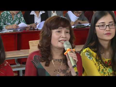 Chuyên đề dạy học Tiếng Việt lớp 1 và đổi mới sinh hoạt chuyên môn theo hướng nghiên cứu bài học