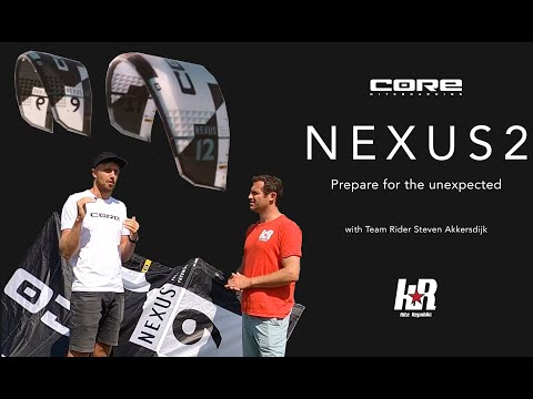 Core Nexus 2 - changes / who's it for / how do I personalize it? with Steven Akkersdijk