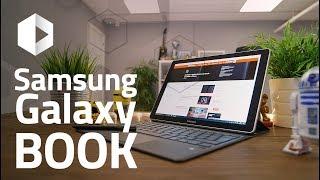 Review Samsung GALAXY BOOK. Análisis en español