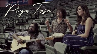 Piya Tose Naina Laage Re (Cover) - Jonita Gandhi feat. Keba