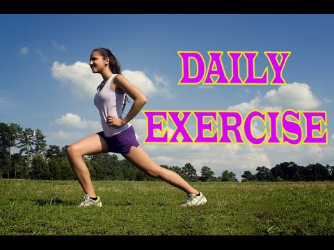 Video 5 Benefits Of Daily Exercise
