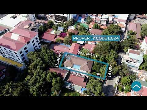 566 Sqm Land  For Sale - Tonle Bassac, Phnom Penh thumbnail