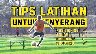 Tips Untuk Penyerang di Futsal/Sepakbola (Positioning, Touch, Dribbling & Shooting) Video thumbnail
