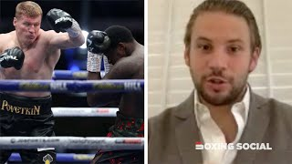 """IT CAME OUT OF NOWHERE!"" FRANK SMITH LEFT STUNNED BY POVETKIN KO WIN VS WHYTE, REMATCH, FIGHT CAMP"