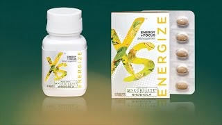 Energy + Focus - XS Sports Nutrition