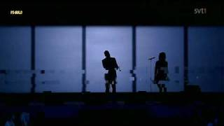 John ME & Amanda Jenssen - Love Is My Drug (Live P3 Guld 2009)