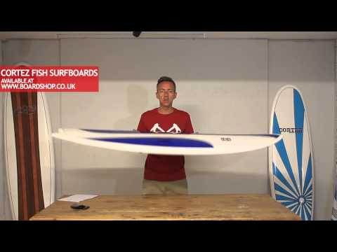 Cortez Fish Surfboard Review