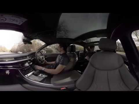 AUDI A8 VR – PREVIEW