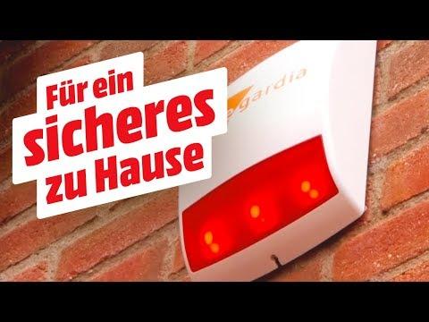 Das Zuhause schnell & einfach absichern   Smart Home von Egardia   MediaMarkt Smart Wohnen