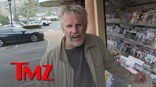 Gary Busey Flip Flops On Quarantine Lockdown, Loves It & Hates It | TMZ