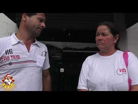 Wagnew o fiscal do Povo dona Vera 10 dias sem água no Distrito dos Barnabés