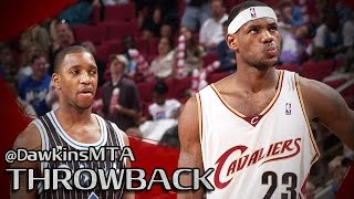The Christmas Game PRiME T-Mac & ROOKiE LeBron Put On a CRAZY SHOW!