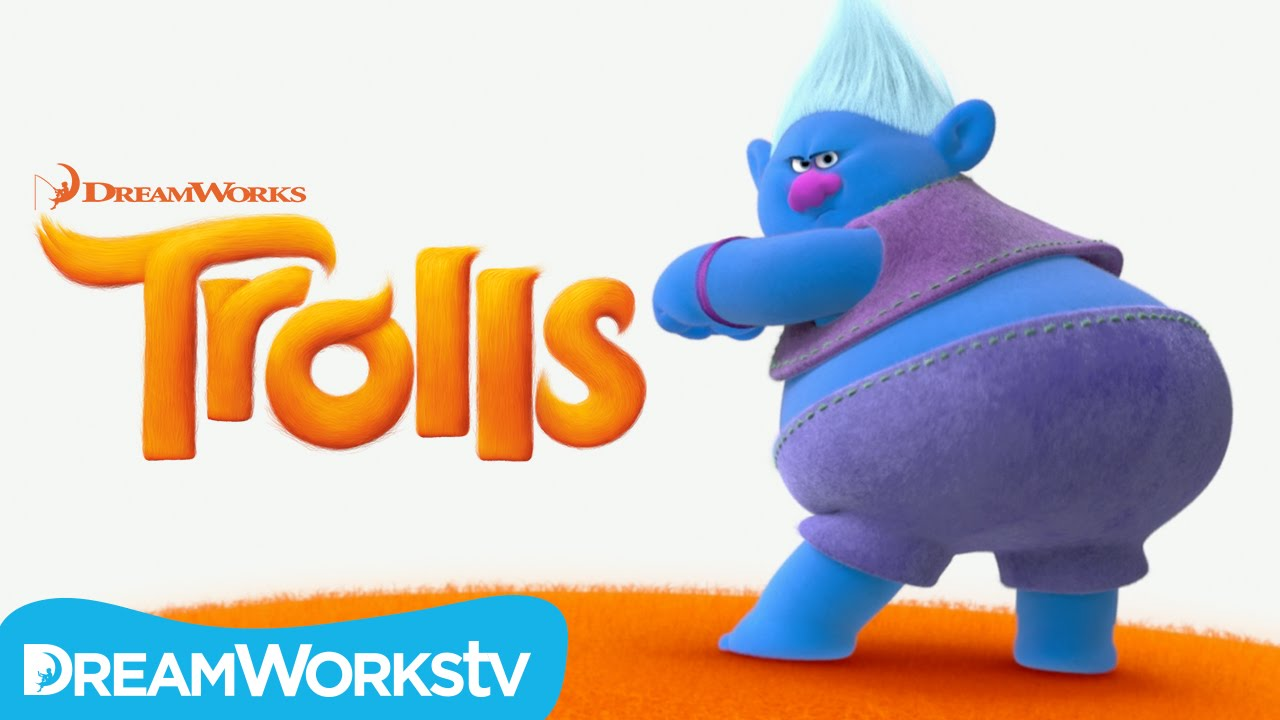 Video trailer för Trolls | Official Teaser #1
