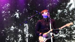 "Death Cab for Cutie , PT 1  "" New Year, Lightness, T R ,Expo '86 "" Aug 31 , 2013 , Troutdale, Oregon"